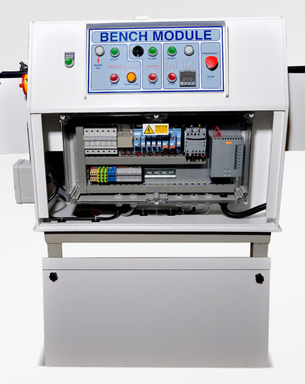 CP300DS Etching Machine Front View with Panel Removed