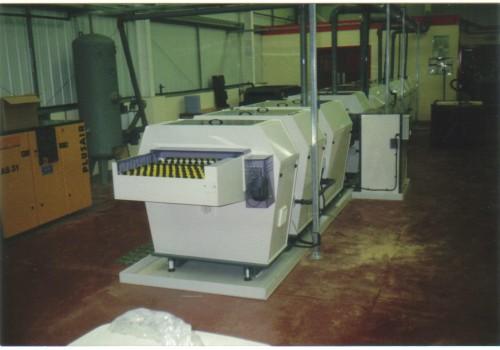 Metal Etching Processing Line