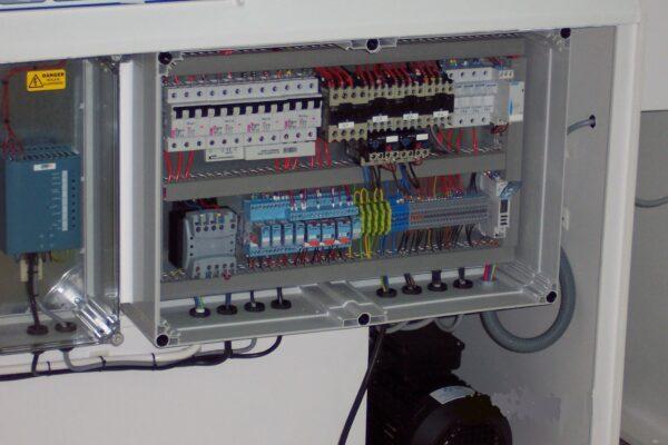 Etching Machine Electrical Control