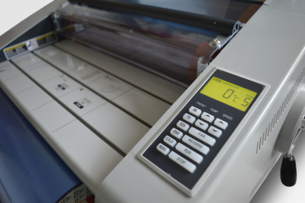 Dry Film Roll Double Sided Laminator