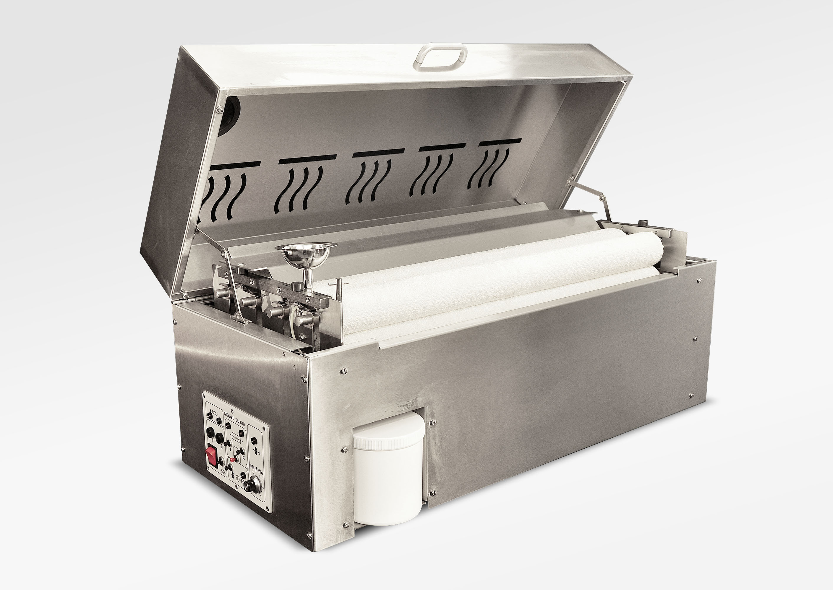 PCB Board Dryer Machine Lid Open