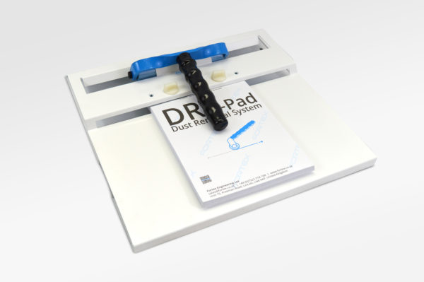 Small DCR Roller and Pad on Holder