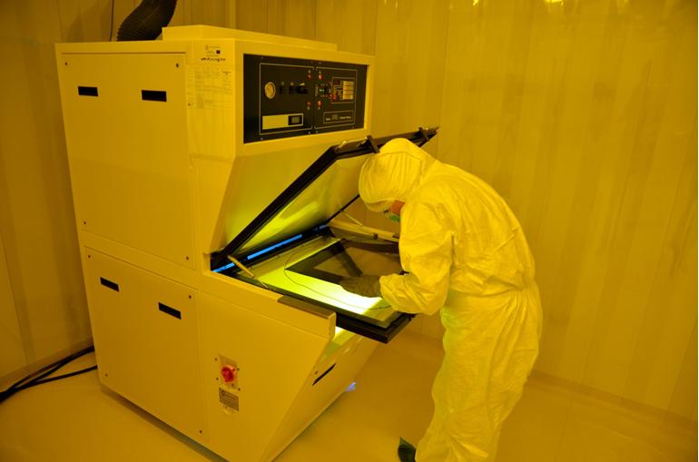 T3000 Large UV Exposure Unit