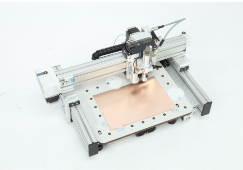 CNC PCB Isolation Routing Machine