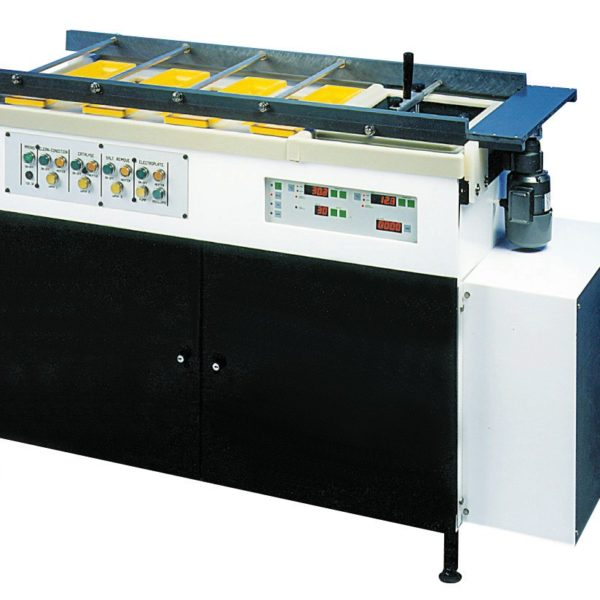 Through Hole Plating Machine