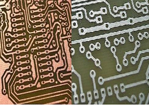 Tinning PCB