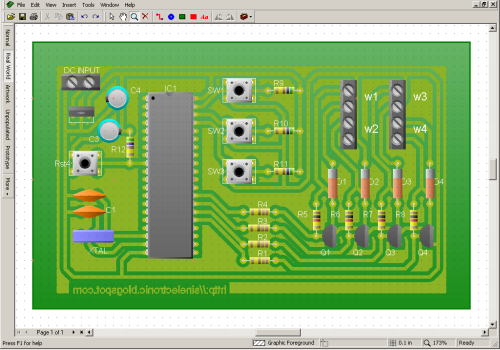 Circuit Wizard SOftware