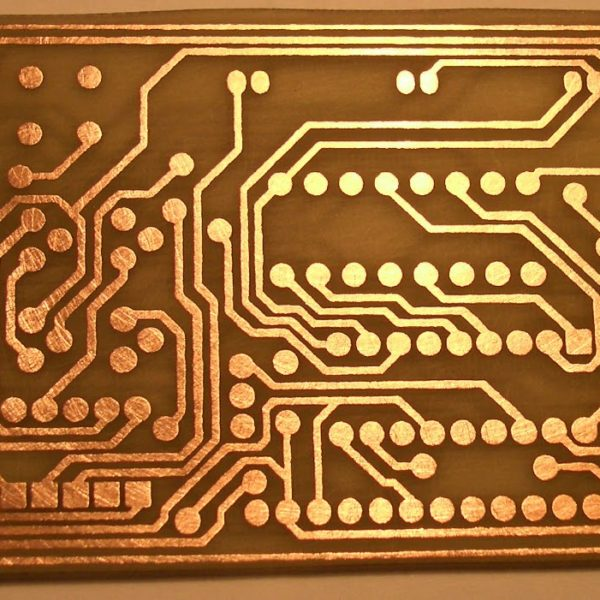 Etched Board