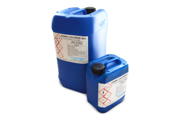 Ferric Chloride Containers