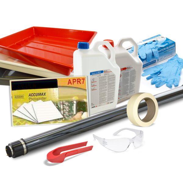 Photoplotter Starter Kit
