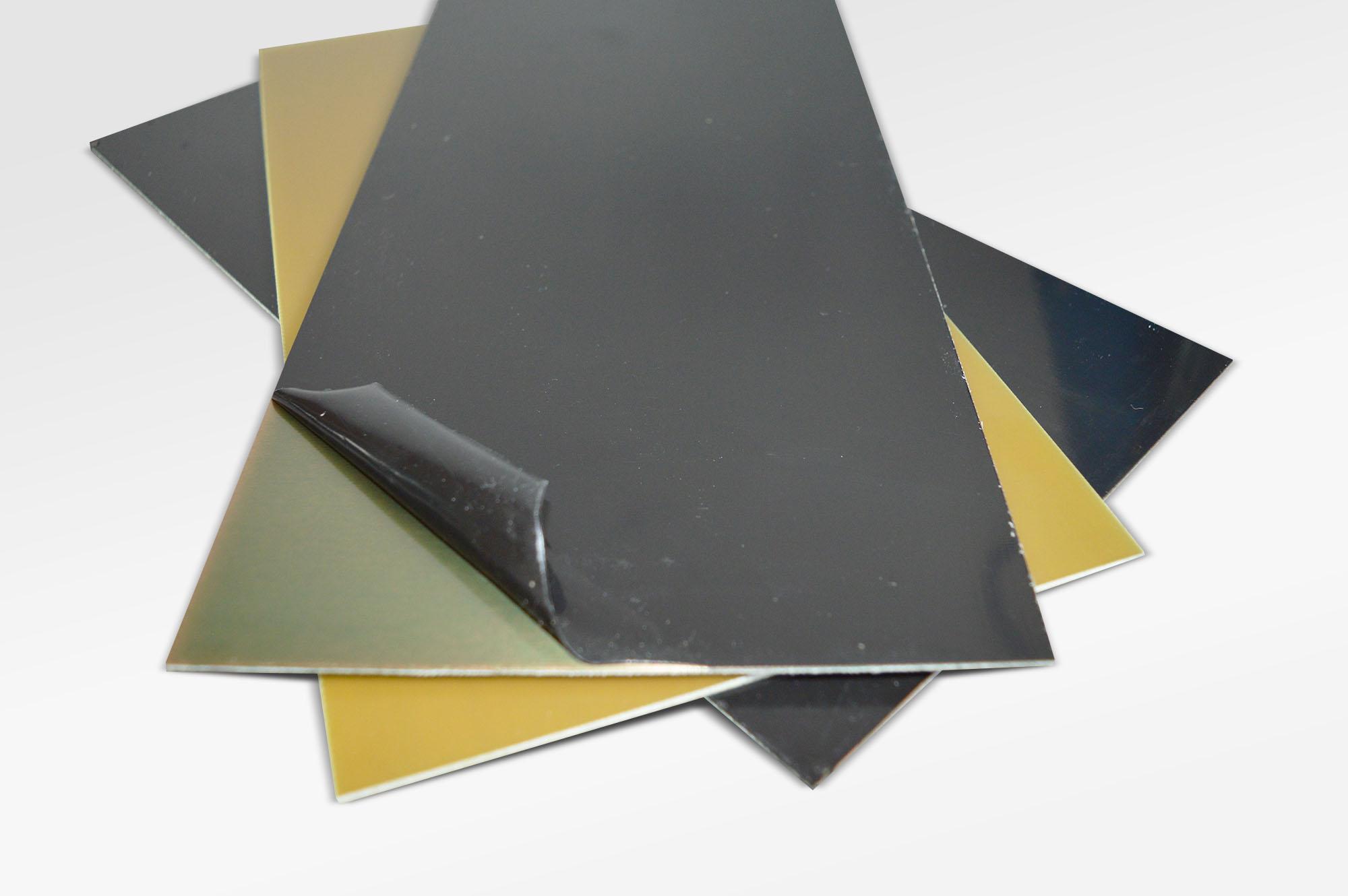 Fortex Fr4 Fotoboard Presensitised Copper Clad Circuit Board Eletronic Printed Design Buy Pre Sensitized Photoresist Pcb Laminate
