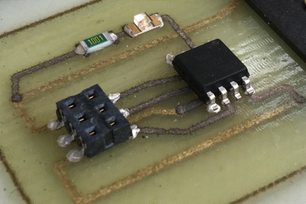 Mulilayer PCB Example