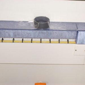 Etching Machine Extraction Spigot