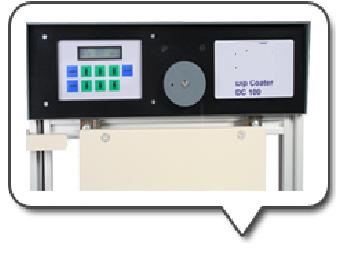 Dip Coater Control Panel