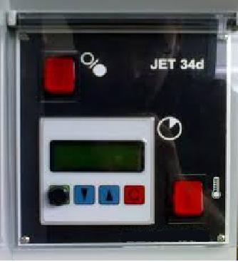 Jet 34D Control Panel