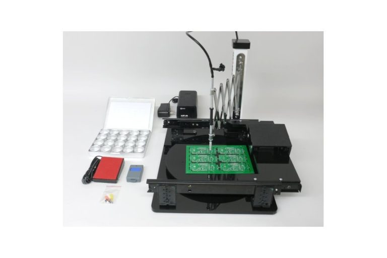 M1 Manual SMT Pick and Place Machine