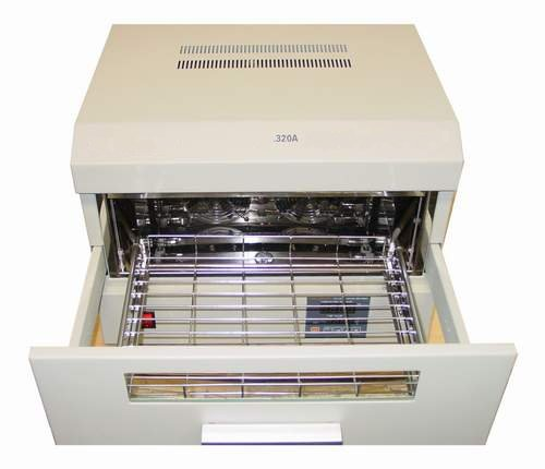 Reflow Oven Inside Drawer