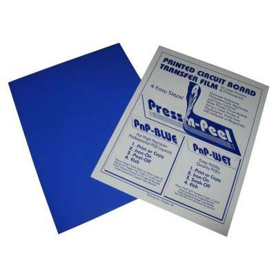 Press n Peel PCB
