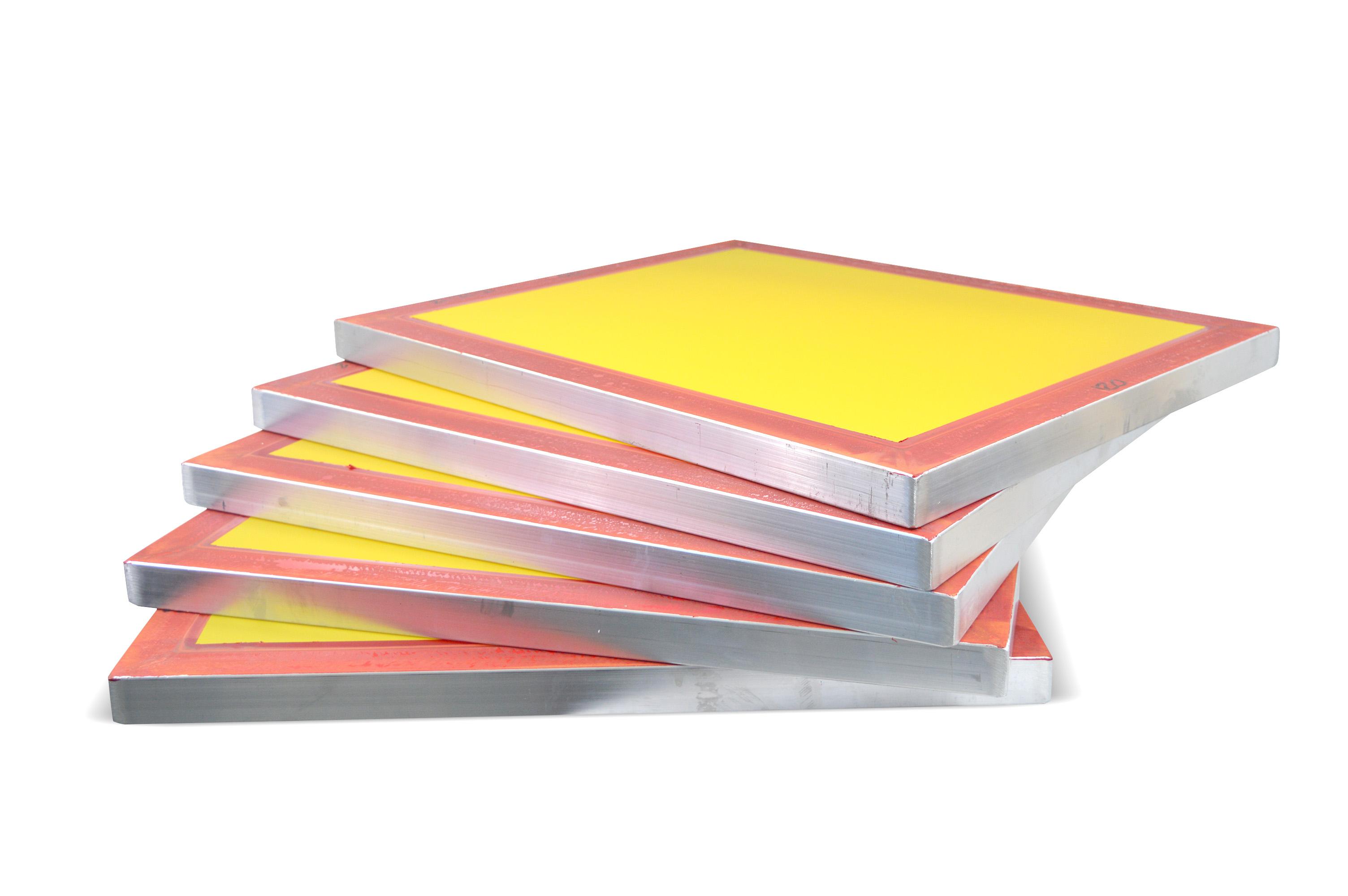 Aluminium Silk Screen Printing Frame Mesh