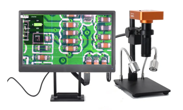 Video Inpsection Microscope